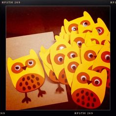 owl hoot n holler cute! DIY crafty stuff~