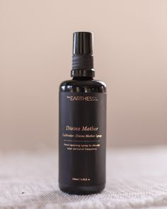 Divine Mother calibrator spray  This alchemical collaboration suspends the resonance of the Sacred Feminine in a unique hand-formulated vibrational mist that combines a blend of the finest floral waters and exquisite rose absolutes infused with The Codes of the Divine Mother.  There is an essence at the core of each being that is the foundation for their personal energetic signature like a base note or tone or bandwidth of frequencies that is unique to them. It's all those aspects that swirl…