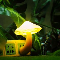 Night-Light-Lava-Lamps-Led-Small-Portable-Mushroom-Lamp-Bedside-Wall-Hot-Sale