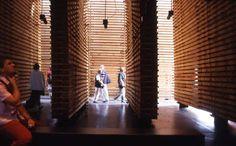 zumthor - hannover swiss pavilion