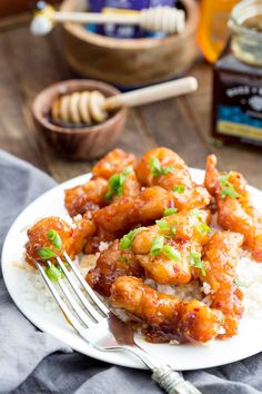 I served this to guests, and they went crazy for this Sticky honey garlic chicken! It is not in our regular menu rotation. You should definitely make this one!