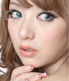 Our New Adult cosmetic circle lenses are perfect for those desiring lighter eye colors and just a slight natural enlarging effect. This sophisticated design will make eyes look youthful and fresh. http://www.eyecandys.com/new-adult-series-14-0mm/