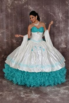 Beautiful Princess Charra Dress