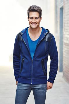 James Maslow Big Time Rush Season 4 Promotional Photo Shoot