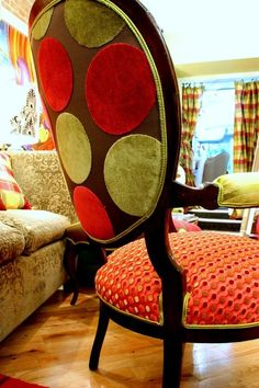 Custom Furniture Reinvented From Vintage Pieces by Jane Hall, via Behance