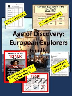 Age Of Discovery Travel Brochure Project Travel Brochure Teacher