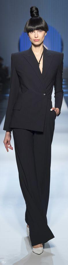 Spring 2018 Haute Couture Jean Paul Gaultier