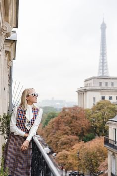 I was very inspired by all of the incredible street style at Paris fashion week, so much so that I thought I would do a dedicated post featuring all of my favorite trends. A lot of these styles can be very easy to incorporate into your fall wardrobe. Which one is your favorite? 1. Plaid … read on