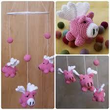 Resultado de imagen para chanchitos a crochet