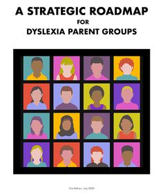 Our Dyslexic Children Strategic Roadmap, Parent Group, Literacy Programs, Zoom Call, Reading Intervention, Early Literacy, Learning Disabilities, Dyslexia, Lessons Learned
