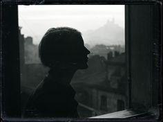 Man Ray: Silhouette de Lee Miller, vers 1930