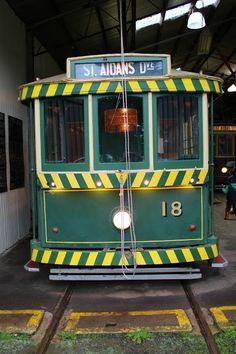 Tram Museum Ballarat