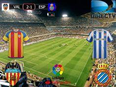 Liga Santander 2016/17 18º Fecha: Valencia 2-1 Espanyol