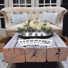 Coffee table design over is a very admirable and contemporary styles. Hope you understand or motivation for your modern coffee table. Garden Coffee Table, Outdoor Coffee Tables, Diy Coffee Table, Decorating Coffee Tables, Modern Coffee Tables, Diy Table, Patio Table, Real Wood Furniture, Diy Furniture