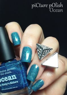 Fashion Polish: piCture pOlish new collaboration shades : Ocean