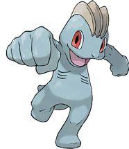 Machop Pokédex: stats, moves, evolution & locations | Pokémon Database