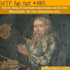 Eric the Memorable oh the irony