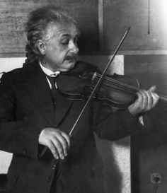 Einstein's theory of relativity – now that is a work of art! • Einstein was more of an artist in physics than on his violin...• Art is this: art is the solution of a problem which cannot be expressed explicitly until it is solved ~ Piet Hein