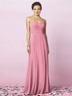 After Six Bridesmaids Style 6639 http://www.dessy.com/dresses/bridesmaid/6639/#.Um8hE9KOR9k
