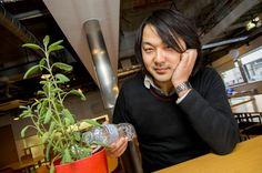 Mr.Sasano https://www.facebook.com/herbsdiary