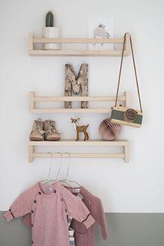 IKEA Gewürzregal Bekväm im Kinderzimmer