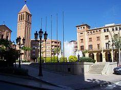 LLeida Mollerusa Plaza del Ayuntamiento