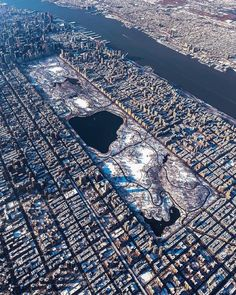 New York's Ice Age by @craigbeds