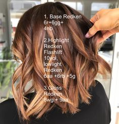 26 Incredible Purple Hair Color Ideas Trending in 2019 - Style My Hairs Ombre Hair, Balayage Hair, Haircolor, Bayalage, Hair Styles 2016, Long Hair Styles, Hair Color Formulas, Redken Color Formulas, Redken Hair Products
