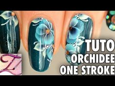 Amazing Nail Art Design by Tartofraises - YouTube