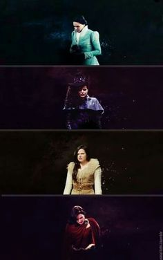 The evolution of Queen Regina