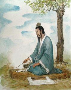 管仲,名夷吾,字仲。春秋時期傑出的政治家、軍事家,傳世有《管子》一書,以其卓越的謀略和才能輔佐齊桓公成為春秋時第一個霸主。