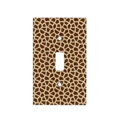 Old wooden wall exterior light switch cover pinterest giraffe skin pattern light switch cover mozeypictures Choice Image