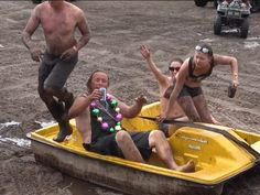 Emotional roller coaster on the mud boat   http://ift.tt/1XBUO3E via /r/funny http://ift.tt/1OBoQgL  funny pictures