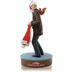 national lampoons christmas vacation 2014 hallmark keepsake ornament hallmark 2014 squirrel national lampoons christmas vacation ornament will play - Hallmark Christmas Decorations
