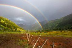 Beautiful even when it's raining. Photo by Ryan Bonneau.