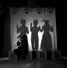 Marcel Marceau Paris 1951 Photo: Erich Lessing