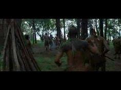 Opening scene - The New World - Jamestown.