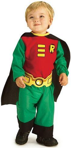 Robin Costume #OyaCostumes