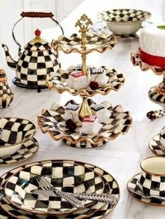 Mad Tea Party: A Fabulous Post