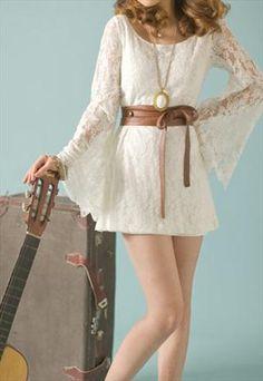 Carmen hippie dress from shoplayla