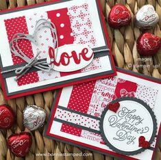 Love. Valentine's Day cards.