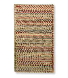 #LLBean: Bean's Braided Wool Rug, Horizontal Braid