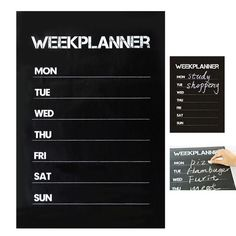 New year diet weightloss chalkboard wall sticker planner Slimming World weight    eBay