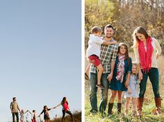 bobbiandmike.com- love how they capture families with their photography