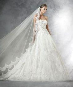 matrimonio 2016 Pronovias abiti sposa tendenze - Matrimonio Creativo