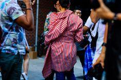 Fashion Week printemps-été 2017 : les meilleurs street looks de New York | Glamour