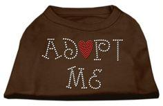 Adopt Me Rhinestone Shirt Brown Sm (10)