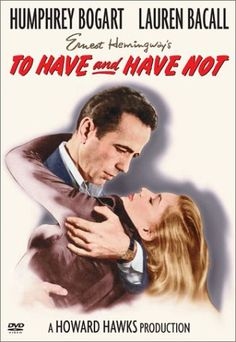 The first Bogart - Bacall movie !!
