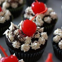 Irish Cream and Cupcakes...mmmm!