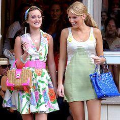 gossip girls in Hamptons